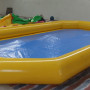 BDIP-01   water inflatable pool piscina inflable