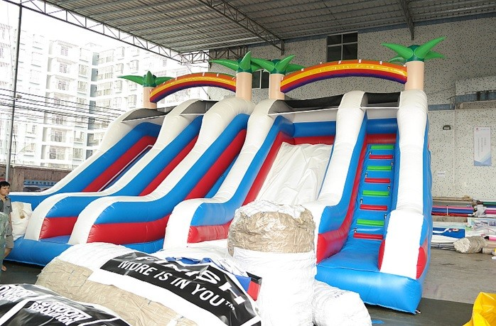 Inflatable Slide 6.5m on 4m on 5m