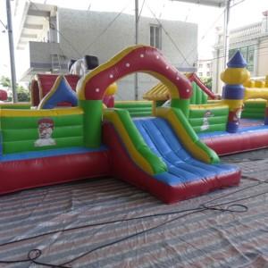 Inflatable Slide 8m on 5m