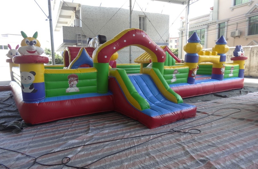 Inflatable Slide 8m on 5m