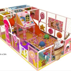 Indoor Playground for USA standarts