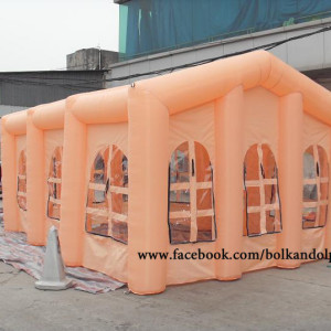 INFLATABLE TENT, Inflatable structure,party tent