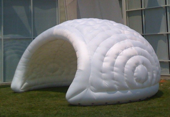 Luna Tent , Inflatable luna decoration, Dome 5/4 meters