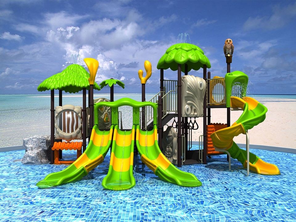 Playground – Outdoor & Indoor