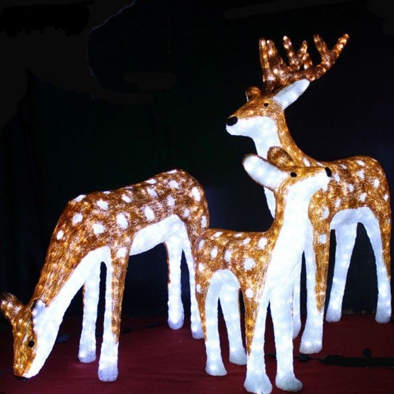 LED light christmas decoration