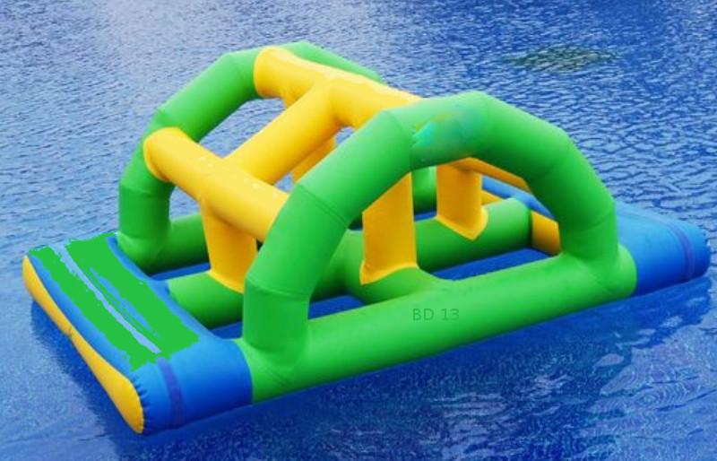 climb water park inflatable aqua park level