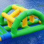 climb water park inflatable aqua park level