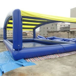 pool with tent 2